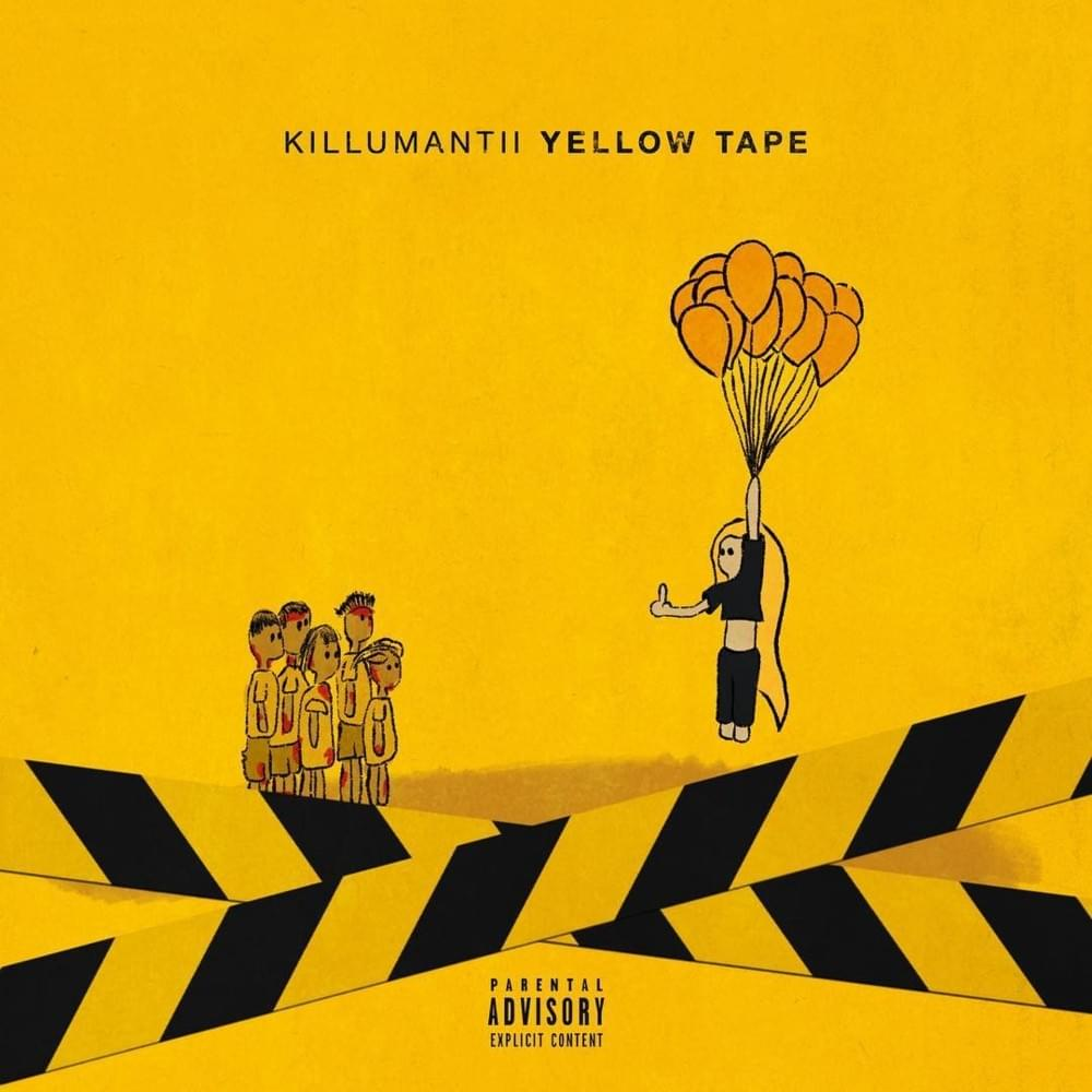 Killumantii - Yellow Tape