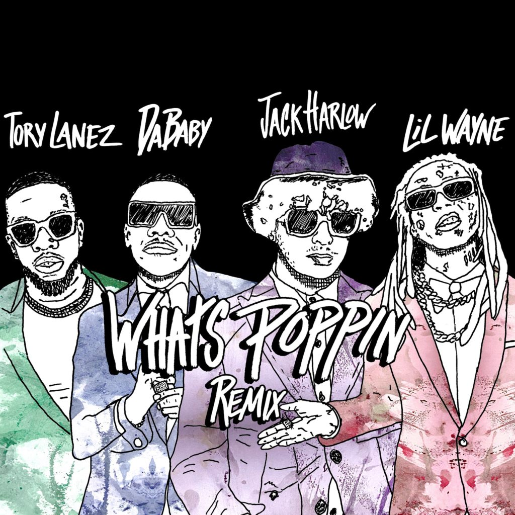 Jack Harlow - Whats Poppin Remix