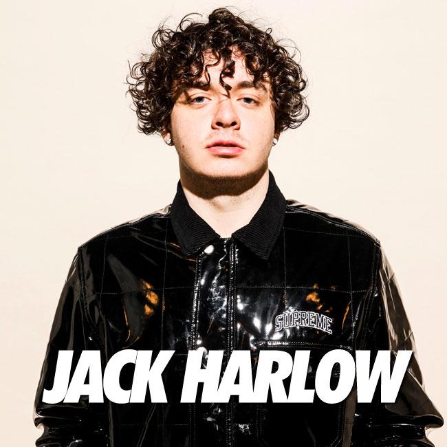 Artist Page - Jack Harlow