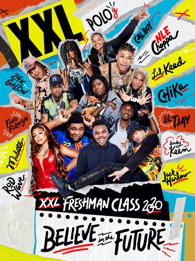 XXL Freshman Class 2020 - Jack Harlow