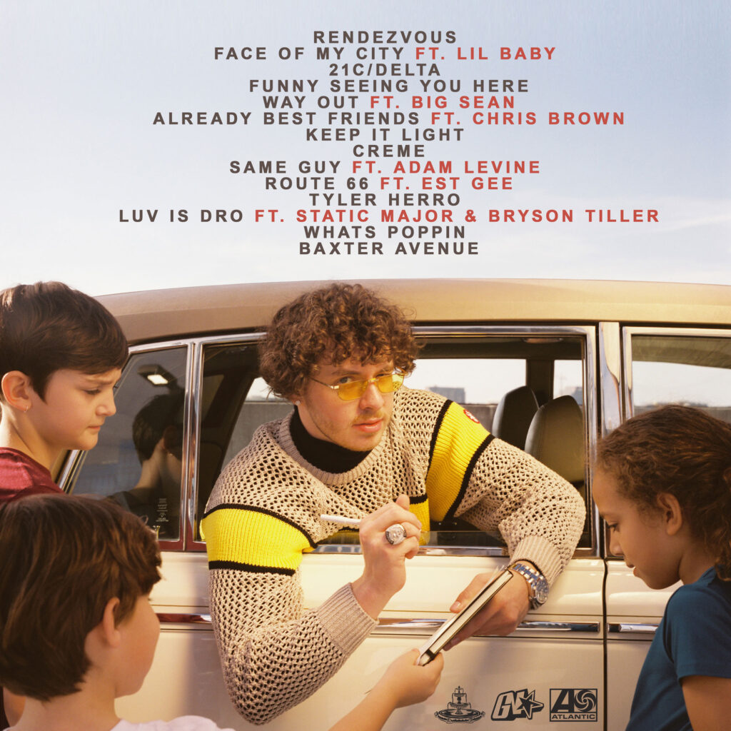Jack Harlow - Thats What They All Say - Back