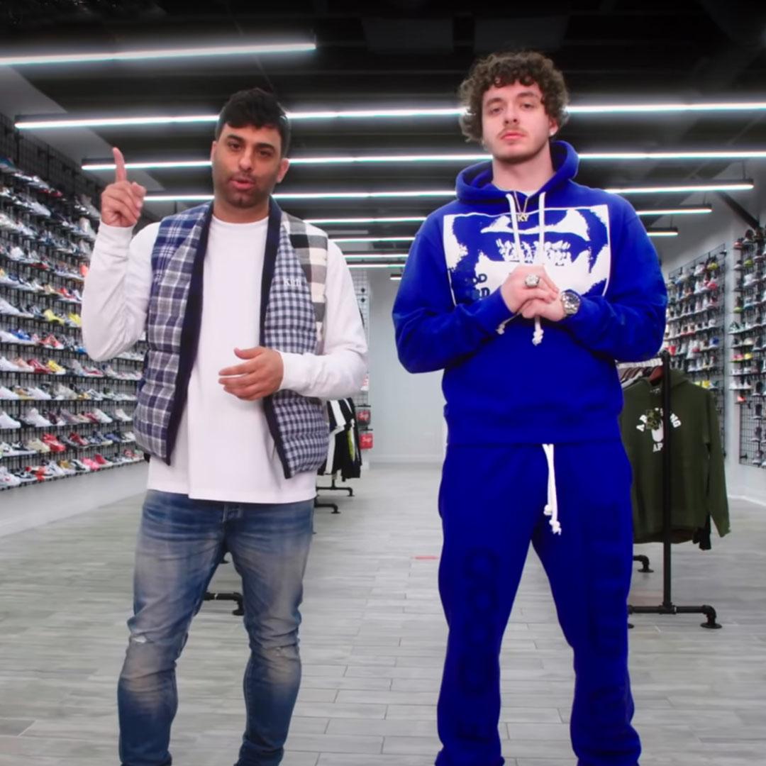Sneaker Shopping - Thumb