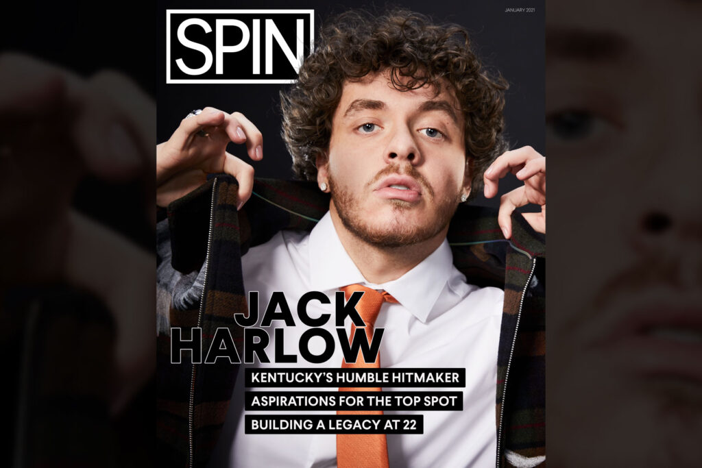 Jack Harlow for SPIN