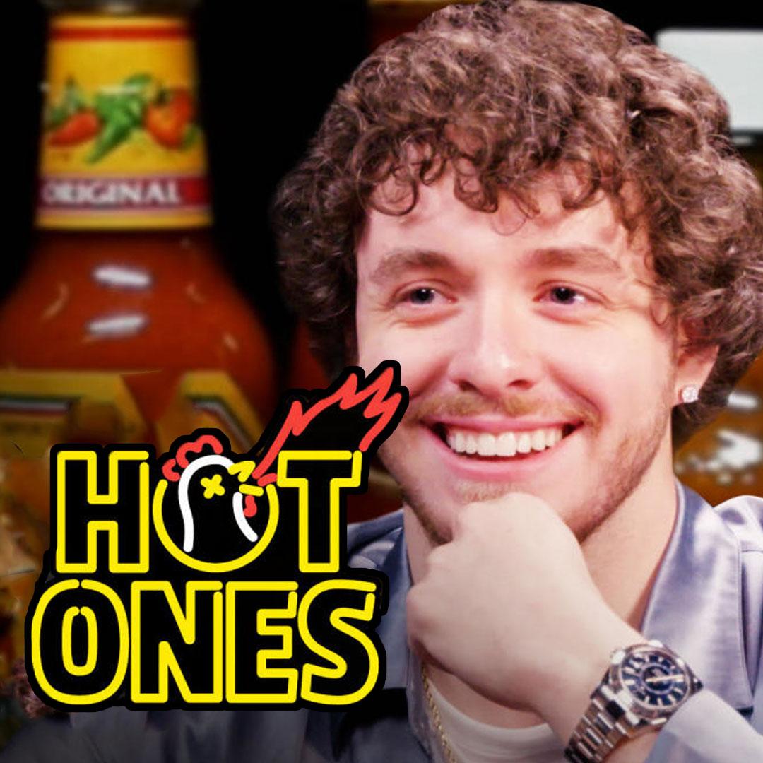 Jack Harlow - Hot Ones - Thumbnail
