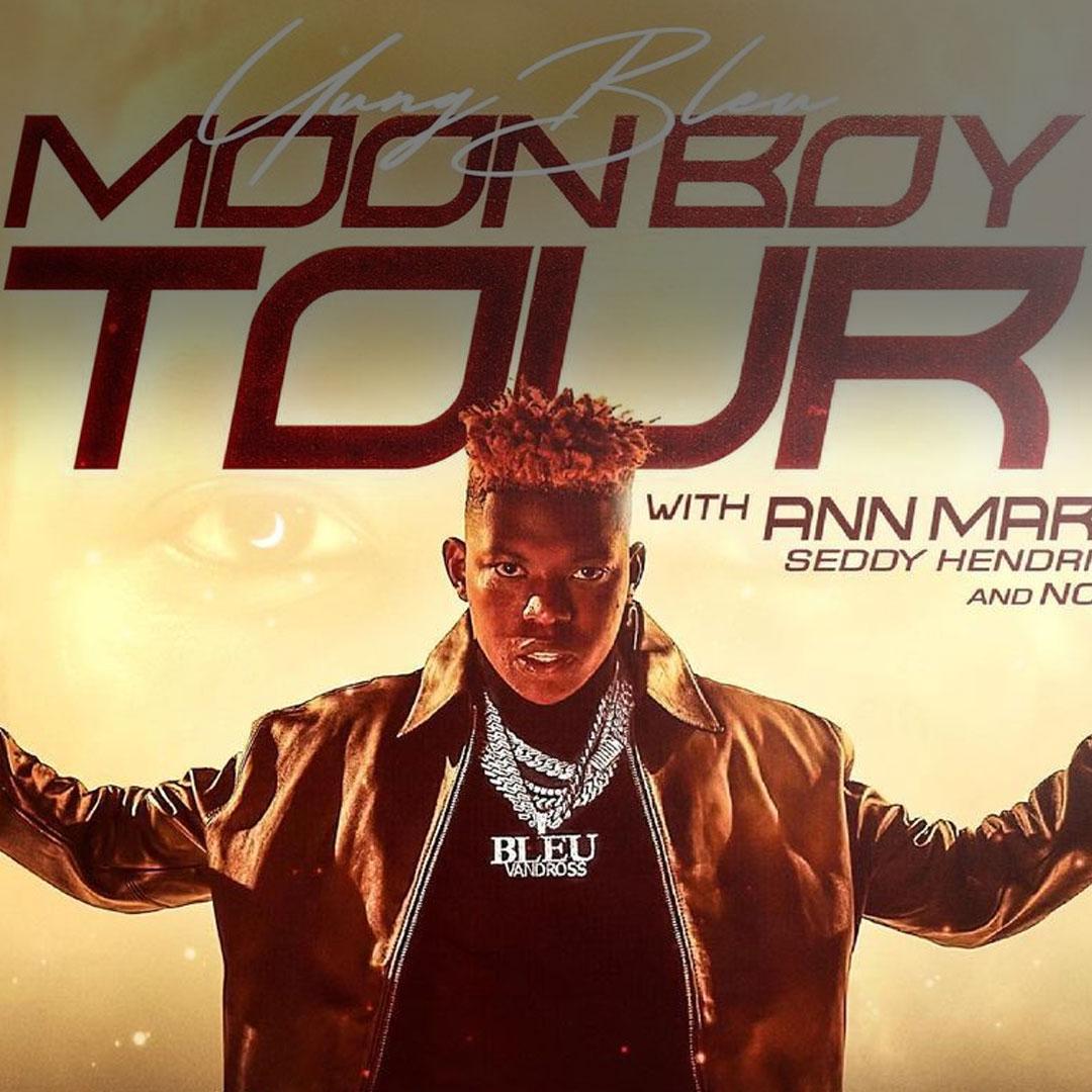 Seddy Hendrinx - Moon Boy Tour - Sq