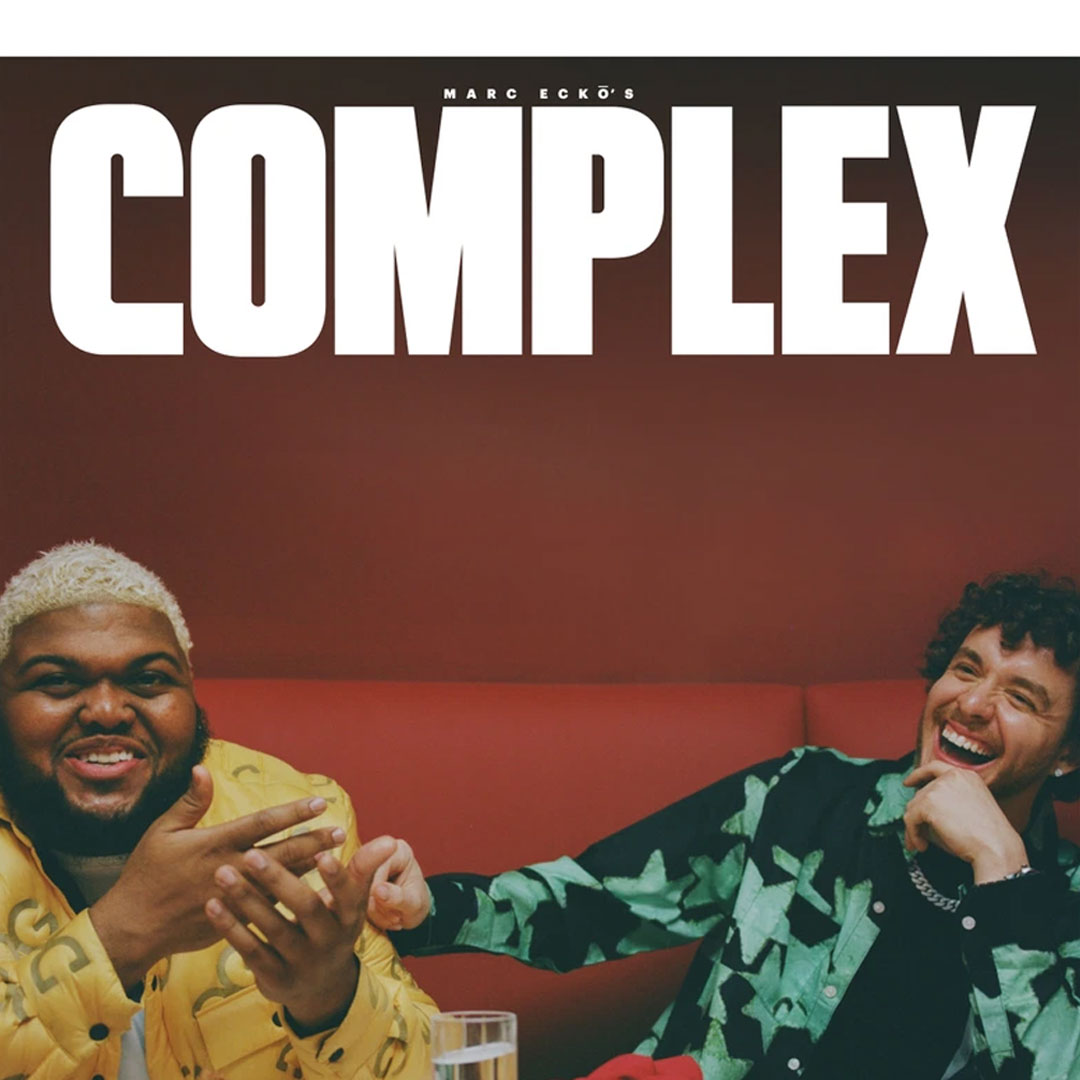 Jack Harlow Covers Complex With Druski